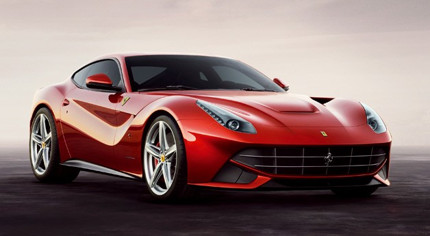 Ferrari F12 Berlinetta Gallops To Geneva W Videos