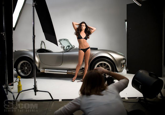 Danica Patrick Sports Illustrated Swimsuit Issue