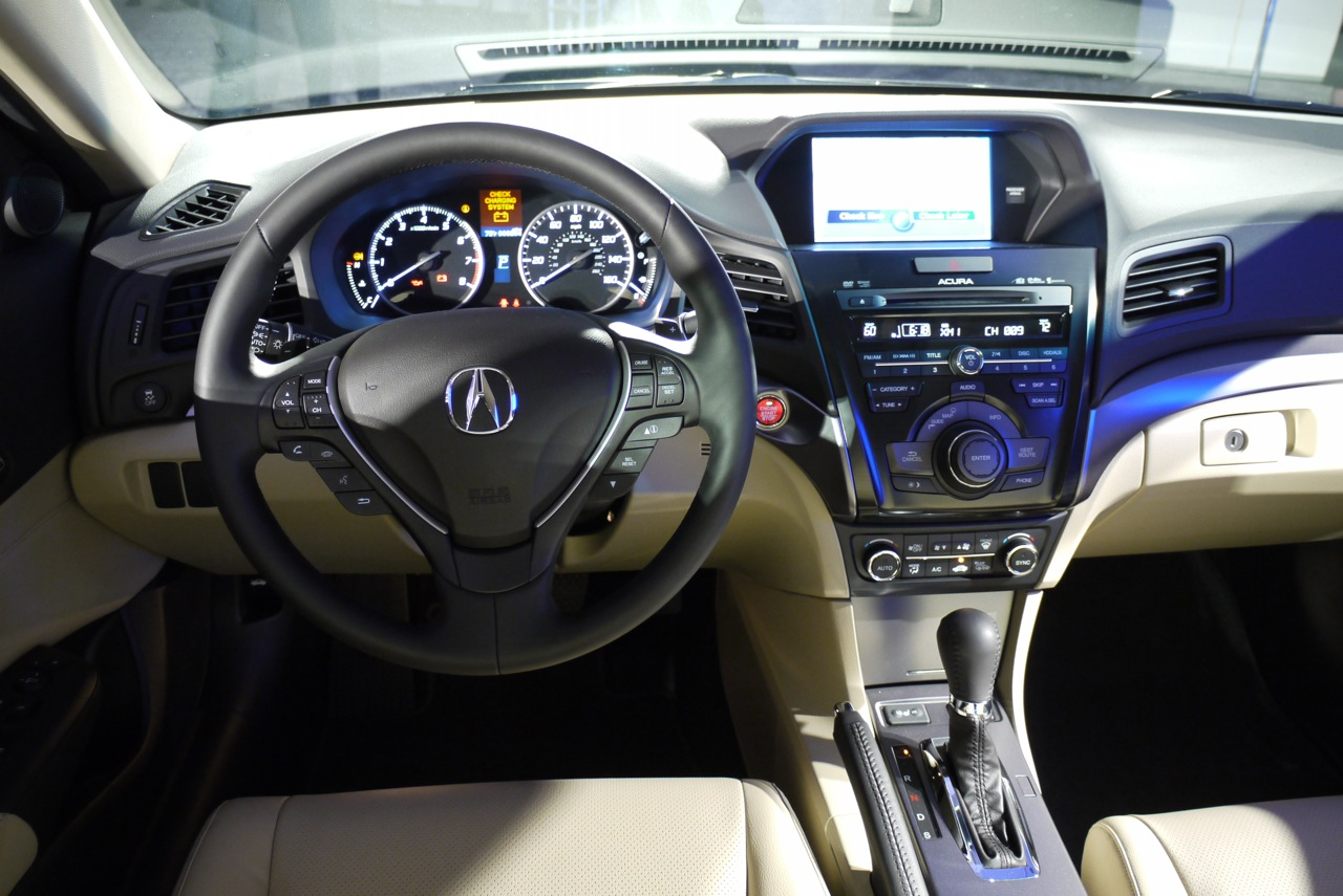 2013 Acura Ilx First Drive Review Car And