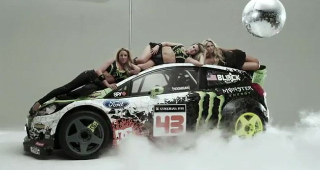 ken block spoof