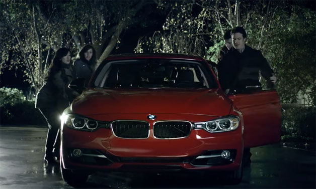 BMW Super Bowl Commercial