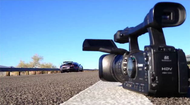 Arizona military dissapoint over viral video of high-speed Bugatti