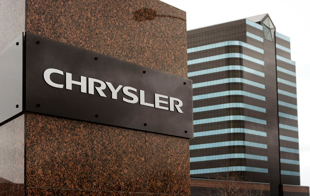 Chrysler world headquarters - Auburn Hills, MI