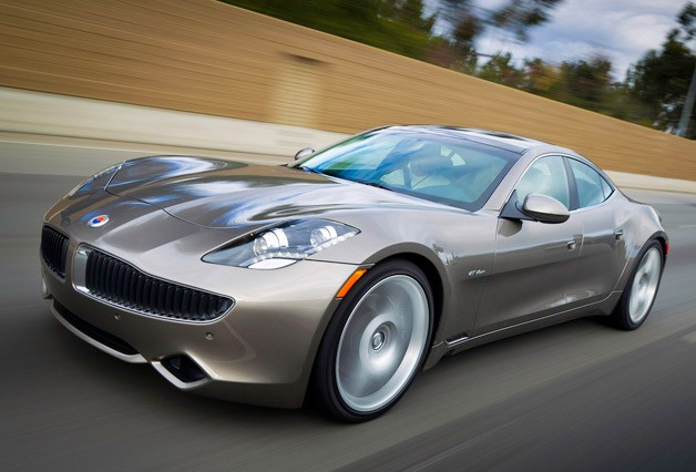 2012 Fisker Karma [w/video]