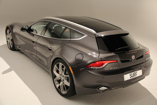 Fisker to launch prolongation Karma Surf car during Paris reception room in September