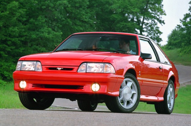 1993 Ford Mustang SVT Cobra
