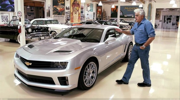 Jay Leno's Garage Twin Turbo Chevrolet Camaro