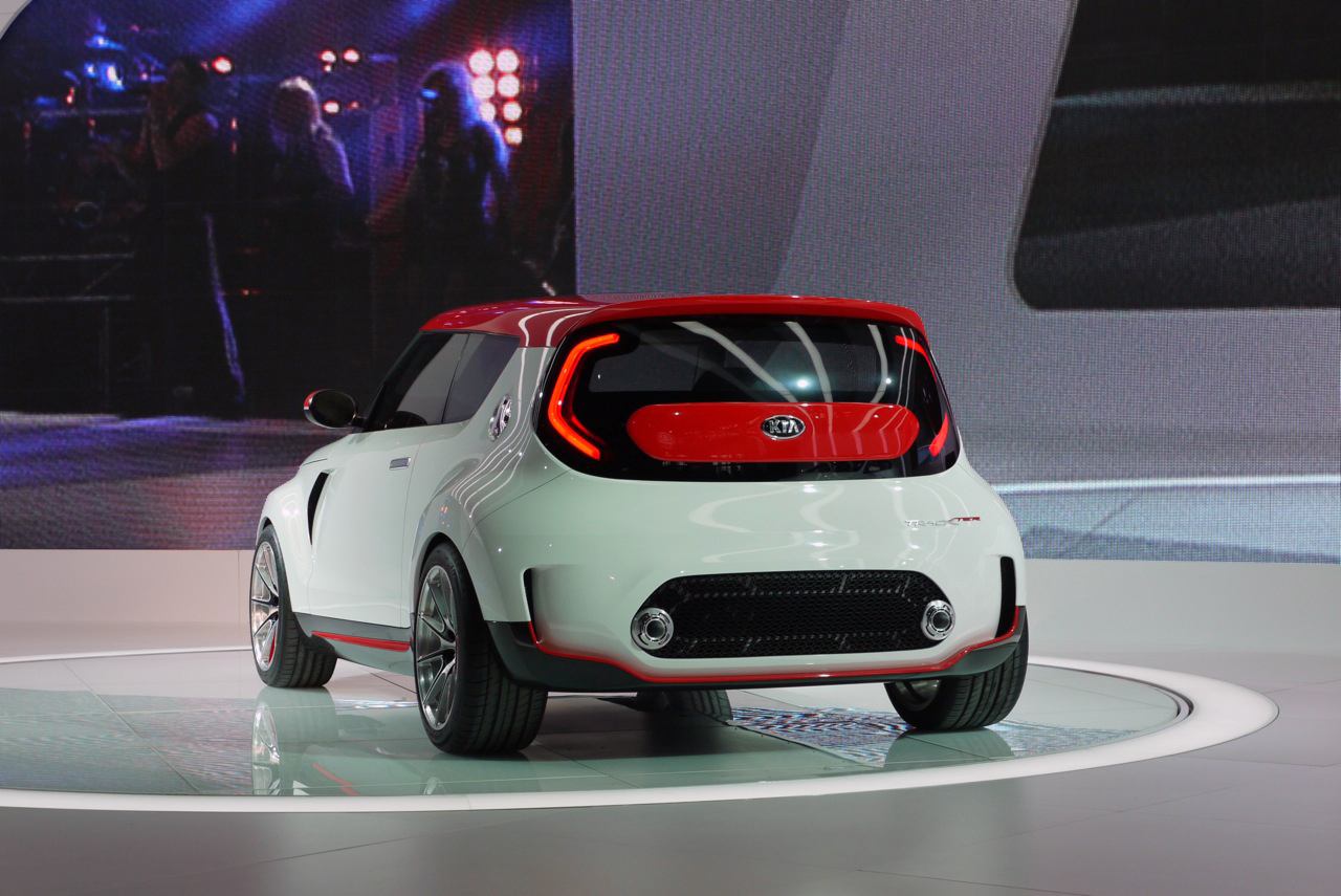 Kia Track'ster unlikely for production, but hints at next ...