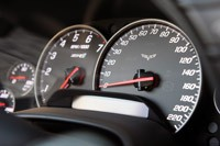 2012 Chevrolet Corvette ZR1 gauges