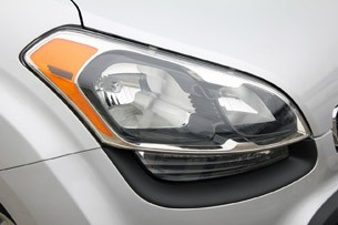 2012 Kia Soul Base 1.6L Eco headlight