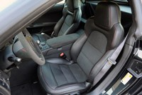 2012 Chevrolet Corvette ZR1  seats