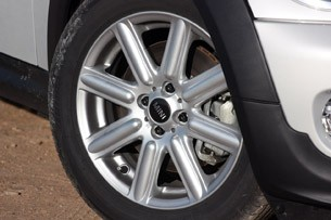 2012 Mini Cooper S Roadster wheel