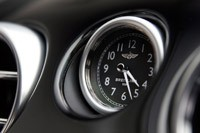 2013 Bentley Continental GT V8 dash clock