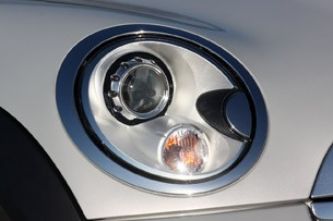2012 Mini Cooper S Roadster headlight