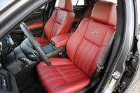 2012 Chrysler 300 S front seats