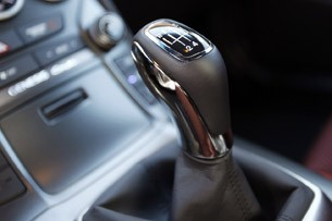 2013 Hyundai Genesis Coupe shifter