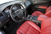 2012 Chrysler 300 S interior