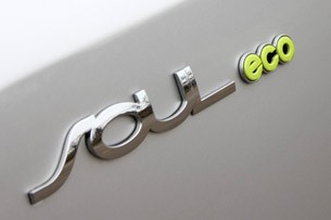 2012 Kia Soul Base 1.6L Eco badge
