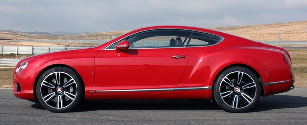 2013 Bentley Continental Gt V8 First Drive Autoblog