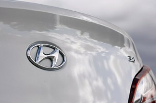 2013 Hyundai Genesis Coupe logo
