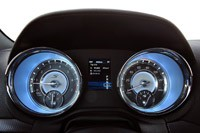 2012 Chrysler 300 S gauges