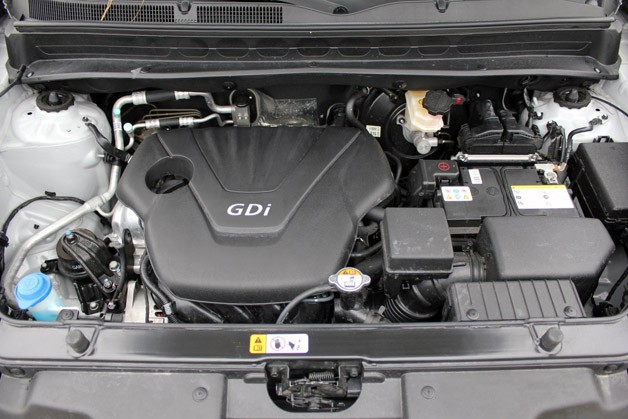 2012 Kia Soul Base 1.6L Eco engine
