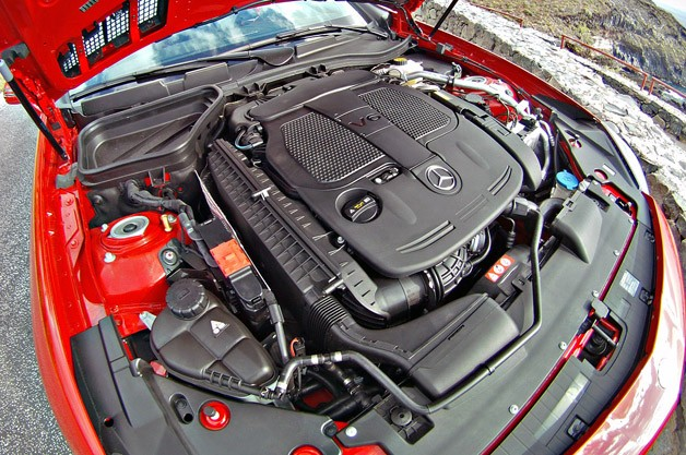 Image Gallery 2005 350 Slk Engine