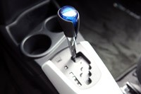 2012 Toyota Prius C shifter