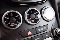 2013 Hyundai Genesis Coupe auxiliary gauges