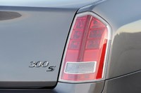 2012 Chrysler 300 S taillight