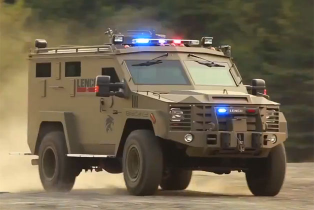 Military Armored Vehicles