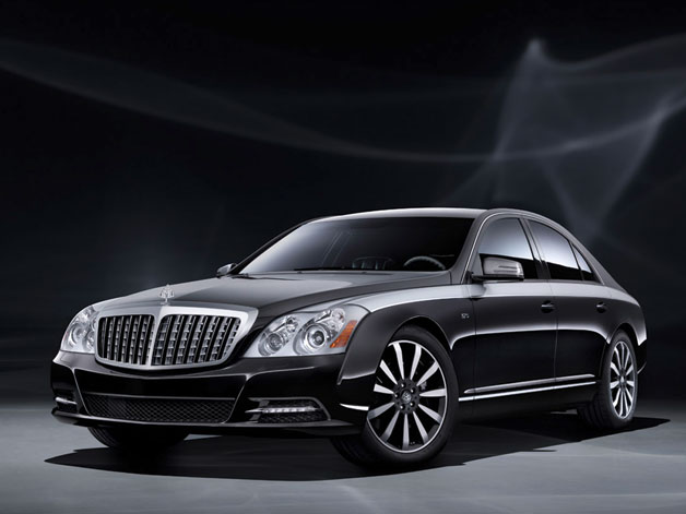 Maybach 57 S Edition 125