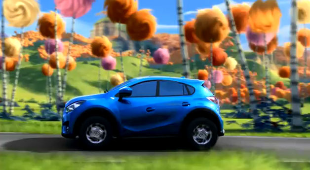 Mazda CX-5 Lorax ad