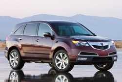 Acura  2012 on 2012 Pilot  Acura Mdx Crossovers Over Possible Fuel Leak   Acura
