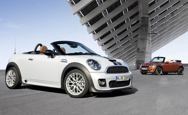 Mini Roadster and Mini Convertible