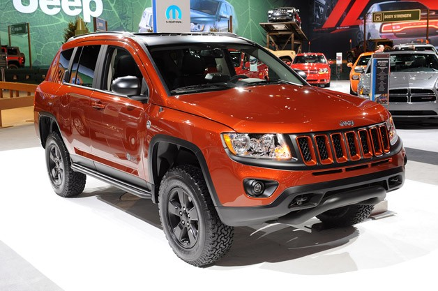 2012 Mopar Jeep Compass True North