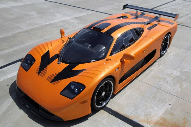 2012 Mosler MT900S Photon