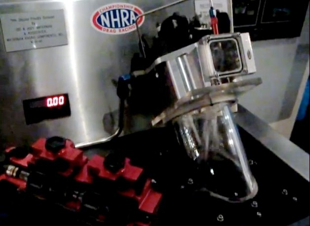 Top Fuel Dragster Engine Specs A top fuel dragster makes