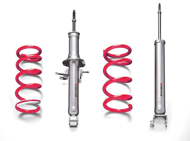 NISMO S-Tune springs and dampers