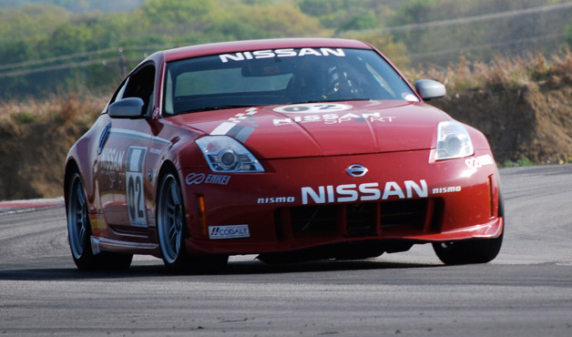 nissan 350z spec racer