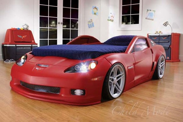 Corvette bedroom set by Step2