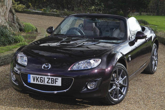 web mx5 special Mazda takes the long and winding roadster to the British isles with MX 5 Venture Edition