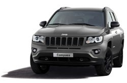 Jeep Compass Black concept