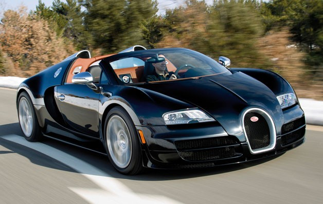 Bugatti presents latest Veyron Grand Sport Vitesse for Geneva debut