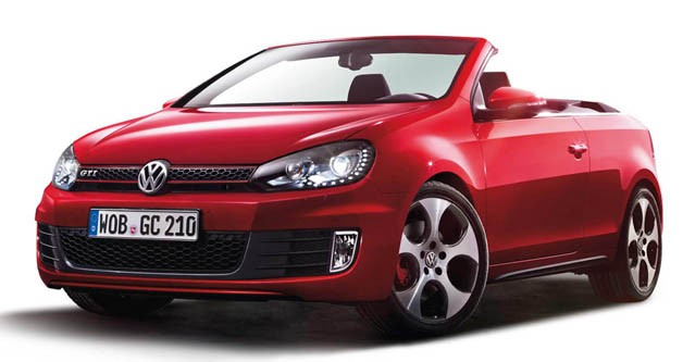 2012 Volkswagen Golf GTI Cabriolet