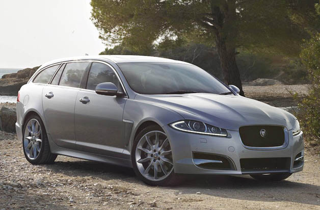 Jaguar reveals XF Sportbrake forward of Geneva debut
