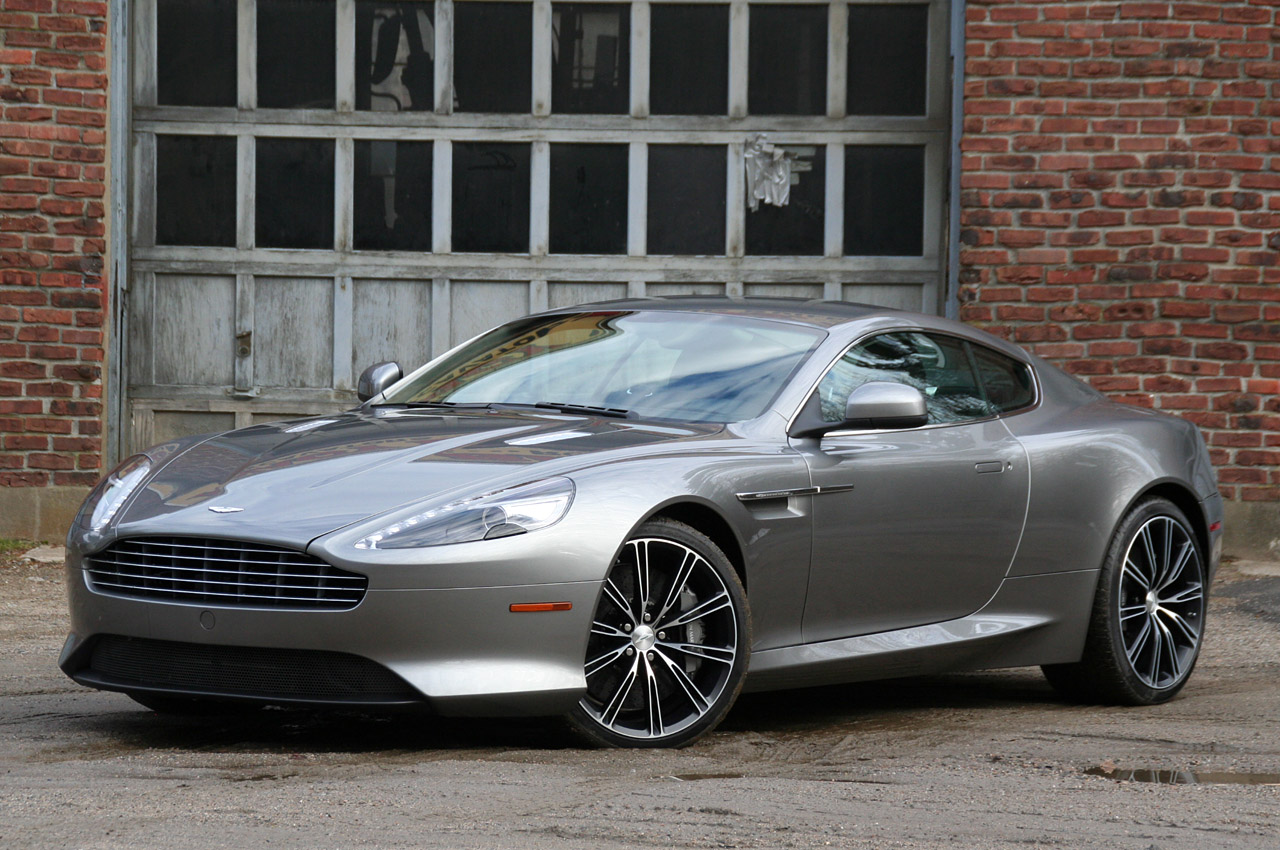 Aston Martin Virage Discontinued After Short Lifespan