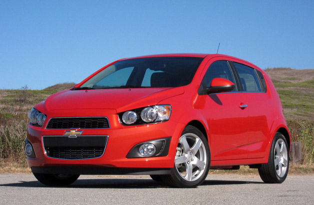 Chevy Forums 2012 Chevrolet Sonic Turbo now available