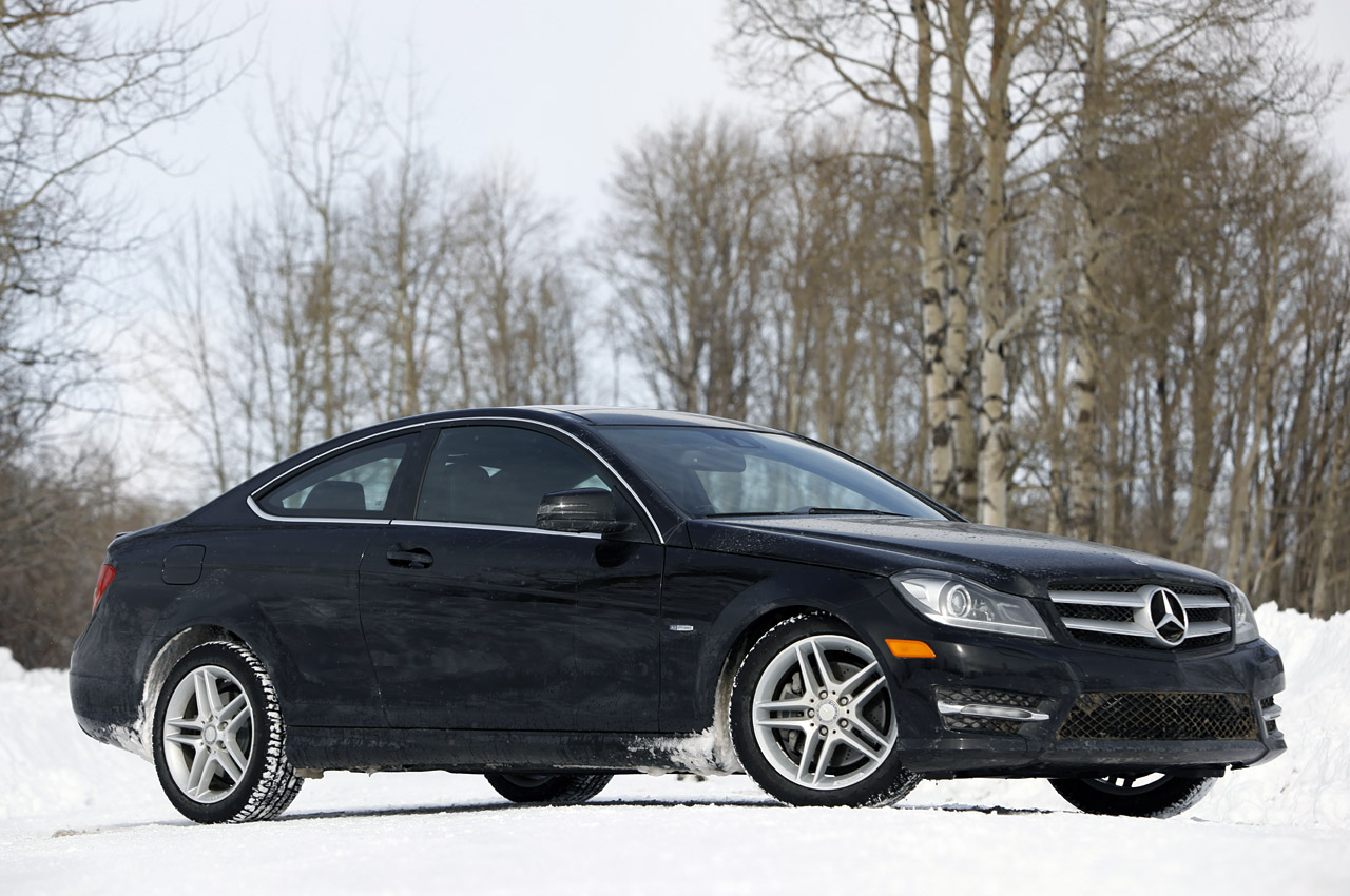 2012 mercedes benz c350 4matic first drive photo gallery for 2012 mercedes benz c350