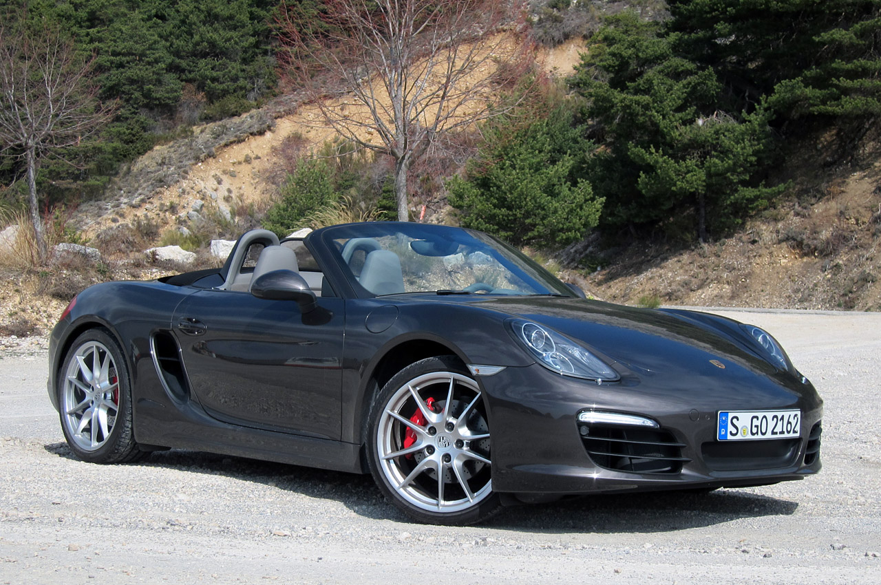 2013 Porsche Boxster S W Video Autoblog